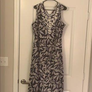 Jessica London maxi dress